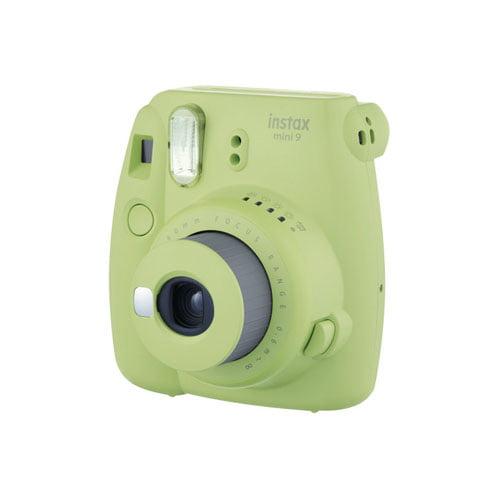 Fujifilm INSTAX Mini 9 Instant Camera Kit Lime Green 03