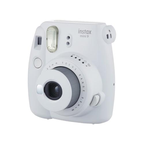 Fujifilm INSTAX Mini 9 Instant Film Camera Smokey White 02