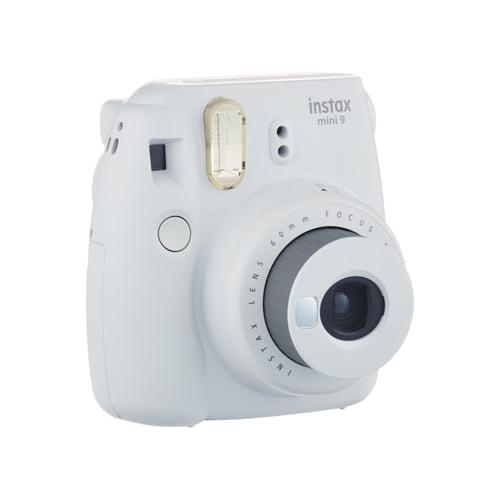 Fujifilm INSTAX Mini 9 Instant Film Camera Smokey White 03
