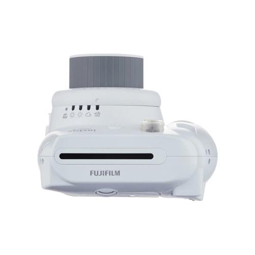 Fujifilm INSTAX Mini 9 Instant Film Camera Smokey White 06