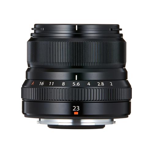 Fujifilm XF 23mm f2 R WR Lens  02