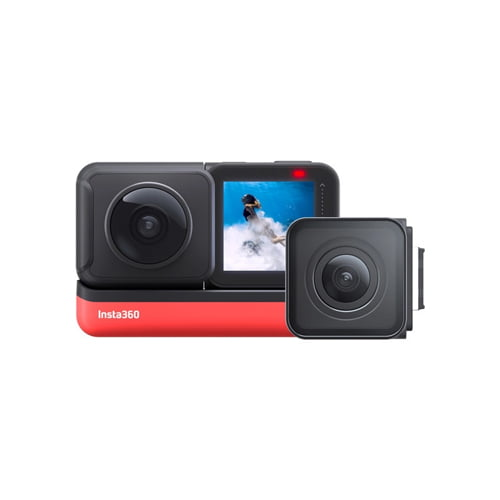 Insta360 ONE R Twin Edition Action Camera 01