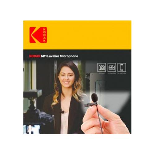 Kodak M11 Lavalier Microphone 01