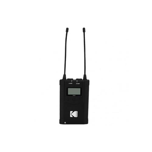 Kodak WM2 UHF Wireless Microphone System 02