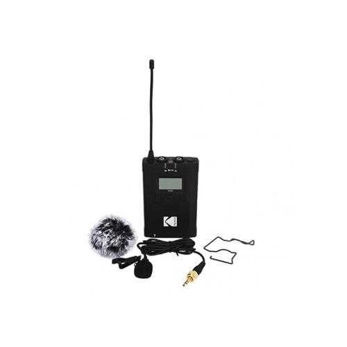 Kodak WM2 UHF Wireless Microphone System 03