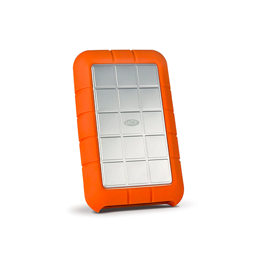 LaCie 2TB Rugged Triple Firewire 800 hard drive 03