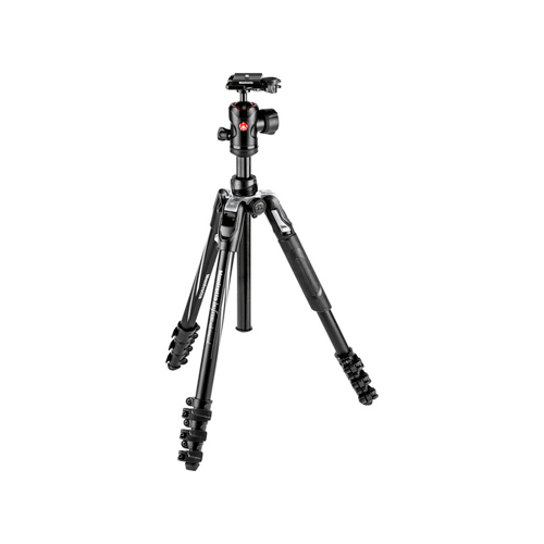 Manfrotto Befree Advanced Travel Aluminum Tripod 01