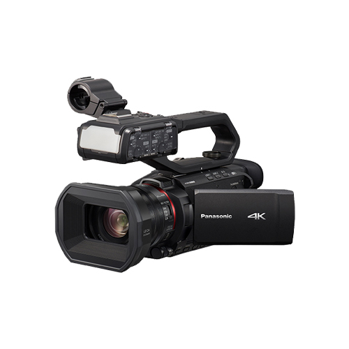 Panasonic AG CX8ED 4K Professional Video Camera 01