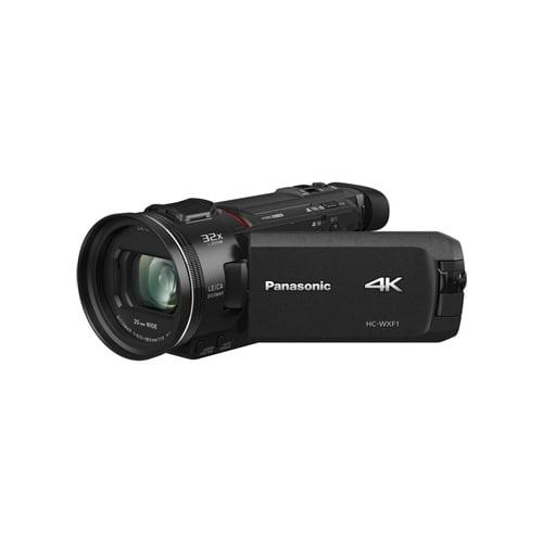 Panasonic HC WXF1 UHD 4K Camcorder 01