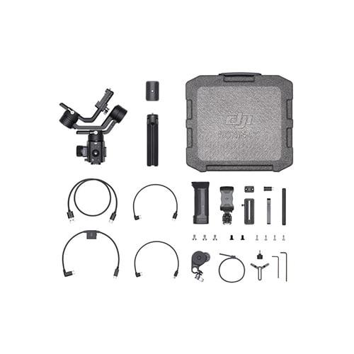 DJI Ronin SC Handheld 3 Axis Gimbal Stabilizer Pro Combo Kit Online Buy Mumbai India 01
