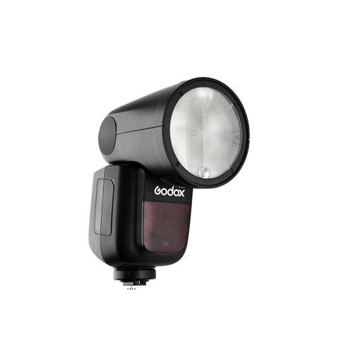 Godox V1 TTL Li ion Round Head Camera Flash For Nikon 03