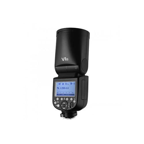 Godox V1 TTL Li ion Round Head Camera Flash For Sony 03