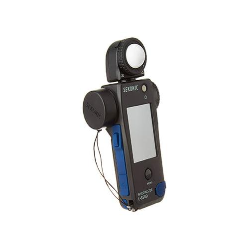 Sekonic Speed Master L 858D Digital Light Meter Online Buy Mumbai India 01