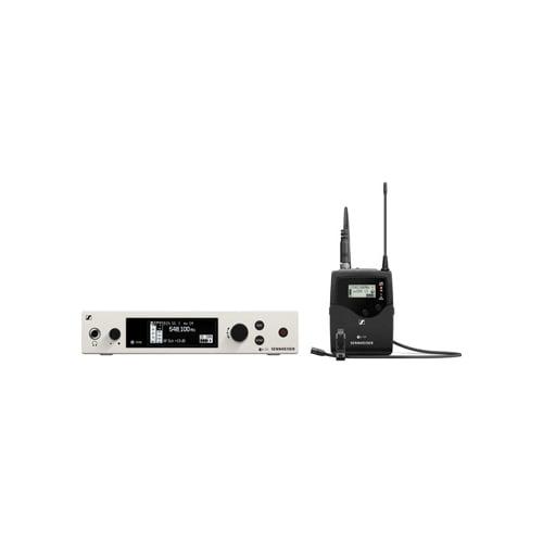 Sennheiser EW 500 G4 MKE2 Wireless Omni Lavalier Microphone System 01