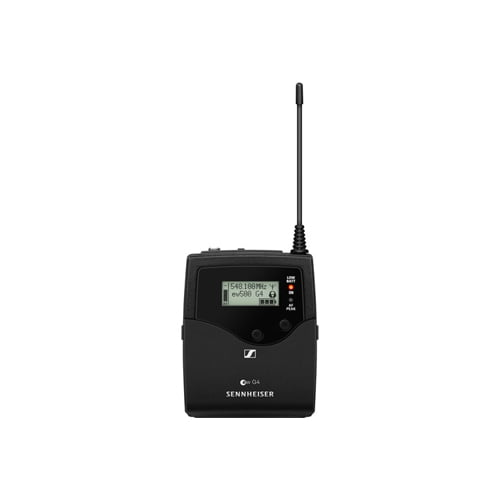Sennheiser EW 500 G4 MKE2 Wireless Omni Lavalier Microphone System 04