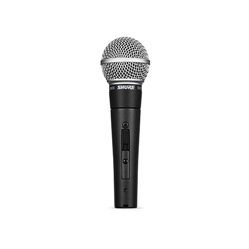 Shure SM58S Vocal Microphone with OnOff Switch Online Buy Mumbai India 02