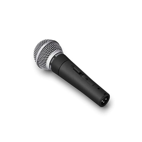 Shure SM58S Vocal Microphone with OnOff Switch Online Buy Mumbai India 03