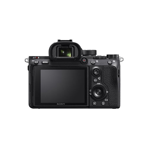 Sony Alpha a7R III ILCE 7RM3 Mirrorless Camera Body Only Online Buy Mumbai India 02
