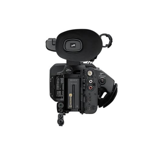 Sony HXR NX200 4K NXCAM Camcorder Online Buy Mumbai India 03