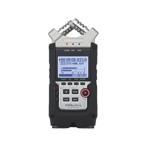 Zoom H4n Pro Portable Handy Recorder Online But Mumbai India 01