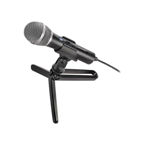 Audio Technica ATR2100x USB Cardioid Dynamic Microphone Online Buy Mumbai India 01