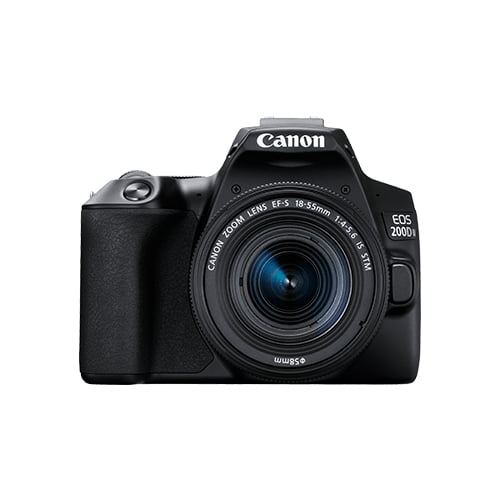 Canon EOS 200D II with EF S 18 55mm f4 5.6 IS STM Lens Online Buy Mumbai India 01