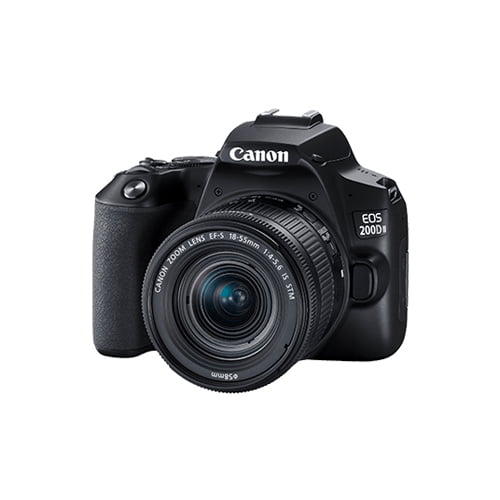 Canon EOS 200D II with EF S 18 55mm f4 5.6 IS STM Lens Online Buy Mumbai India 02
