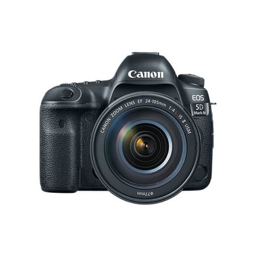 Canon EOS 5D Mark IV DSLR Camera with EF 24 105mm F4L IS II USM Lens Online Buy Mumbai India 01