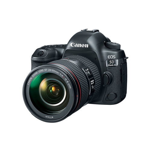 Canon EOS 5D Mark IV DSLR Camera with EF 24 105mm F4L IS II USM Lens Online Buy Mumbai India 02