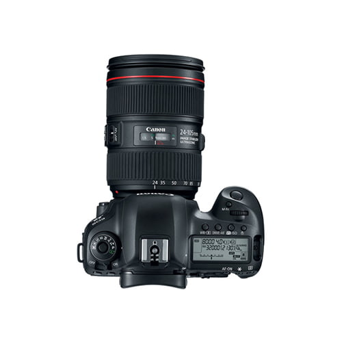 Canon EOS 5D Mark IV DSLR Camera with EF 24 105mm F4L IS II USM Lens Online Buy Mumbai India 03