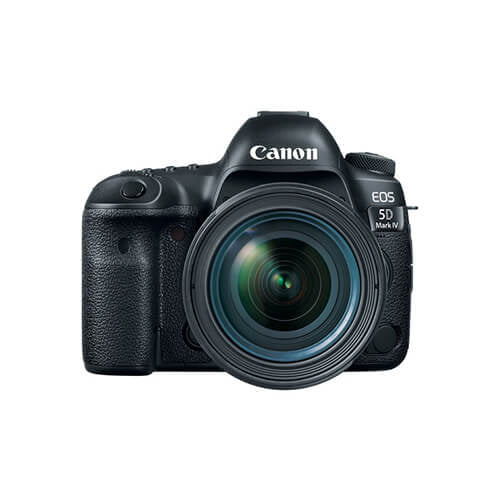 Canon EOS 5D Mark IV DSLR Camera with EF 24 70mm F4L IS USM Lens 01