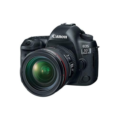 Canon EOS 5D Mark IV DSLR Camera with EF 24 70mm F4L IS USM Lens 02