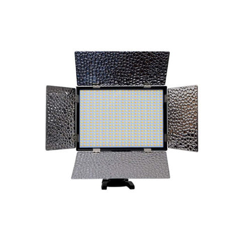 Digitek Professional LED Video Light D520 with Battery and Charger Online Buy Mumbai India 01