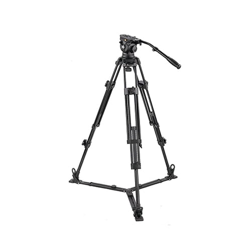 E Image EI 7080 AA 6ft Professional Tripod stand With Fluid Head Online Buy Mumbai India 01