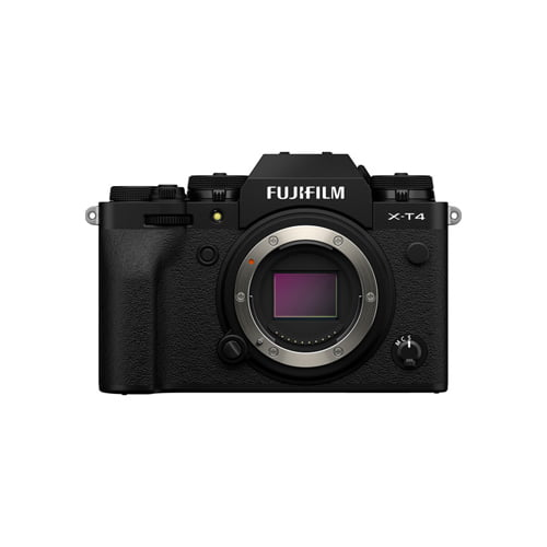 Fujifilm X T4 Mirrorless Digital Camera Body Black Online Buy Mumbai India 01