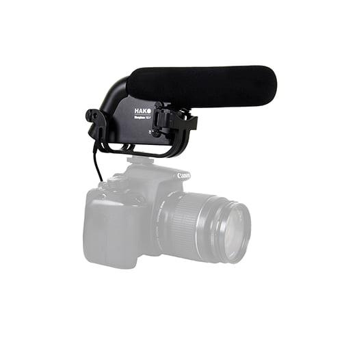 Hako 192 – P Camera Mounted Shotgun Microphone Online Buy Mumbai India 02