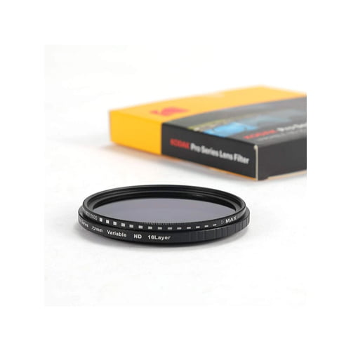 Kodak Variable 72mm ND Filter for ND2 ND2000 Online Buy Mumbai India 01