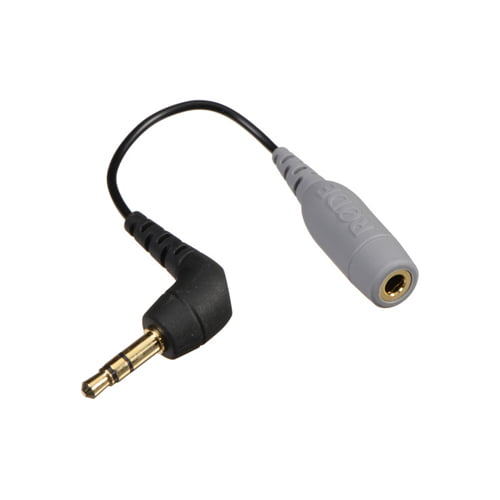 Rode SC3 3.5mm TRRS to TRS Adapter for SmartLav Online Buy Mumbai India 01
