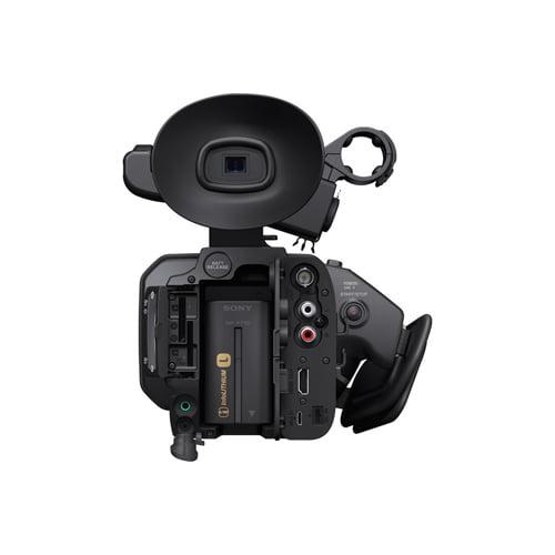 Sony HXR NX100 Full HD NXCAM Camcorder Online Buy Mumbai India 06