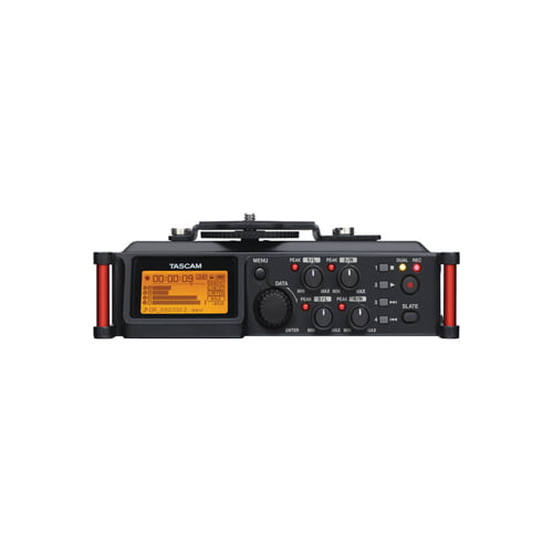 Tascam DR 70D 6 Input 4 Track Multi Track Field Recorder Online Buy Mumbai India 02