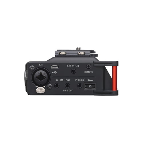 Tascam DR 70D 6 Input 4 Track Multi Track Field Recorder Online Buy Mumbai India 04