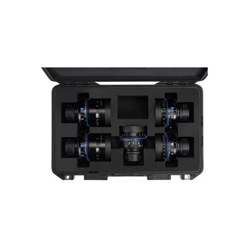 Zeiss CP.3 15 25 35 50 85mm Five Lens Kit EF Mount Feet Online Buy Mumbai India 07
