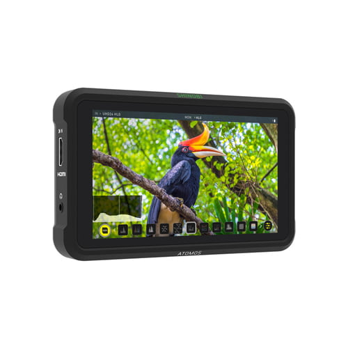 Atomos Shinobi 5.2 4K HDMI Monitor Online Buy Mumbai India 02
