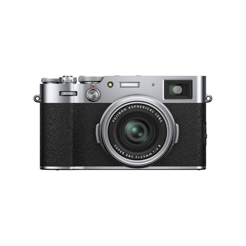 Fujifilm X100V Digital Camera Silver Online Buy Mumbai India 01