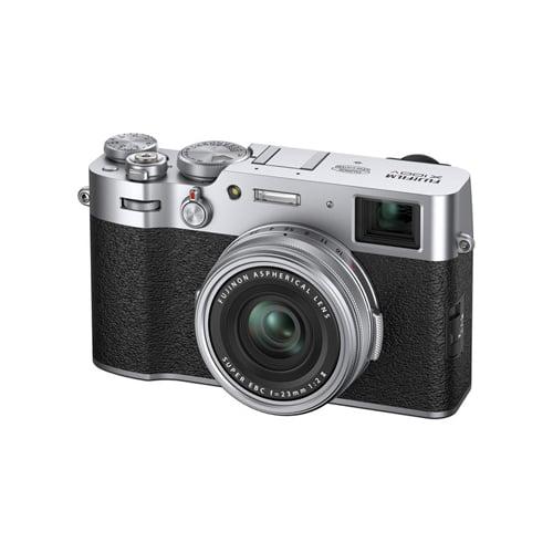 Fujifilm X100V Digital Camera Silver Online Buy Mumbai India 02