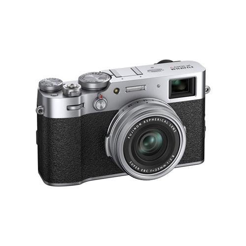 Fujifilm X100V Digital Camera Silver Online Buy Mumbai India 03