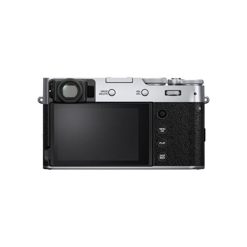Fujifilm X100V Digital Camera Silver Online Buy Mumbai India 04