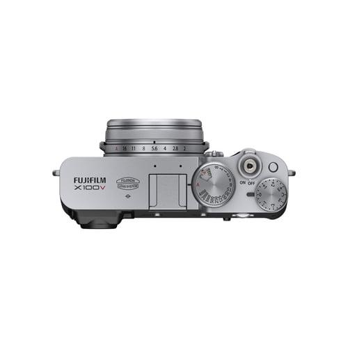 Fujifilm X100V Digital Camera Silver Online Buy Mumbai India 06