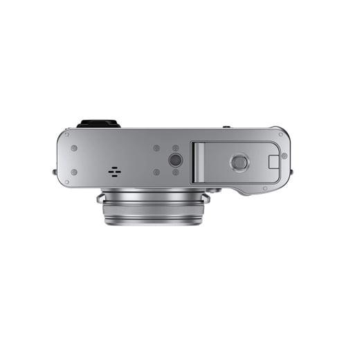 Fujifilm X100V Digital Camera Silver Online Buy Mumbai India 07