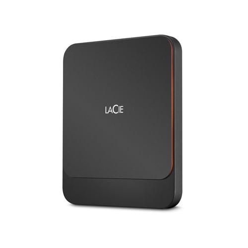LaCie 500GB Portable USB 3.1 Gen 2 Type C External SSD Online Buy Mumbai India 01